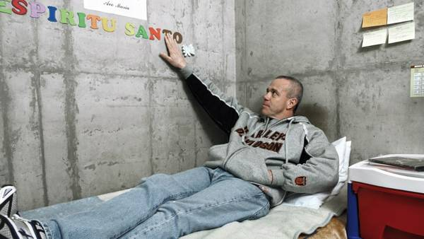 John Jairo Velasquez Vasquez alias Popeye asesino por encargo sicario de Pablo Escobar Gaviria. (Archivo)