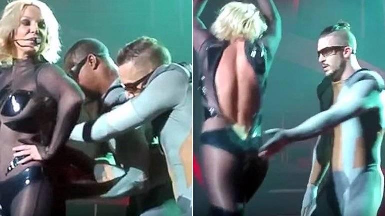 Britney lanza desnuda sin servidumbre
