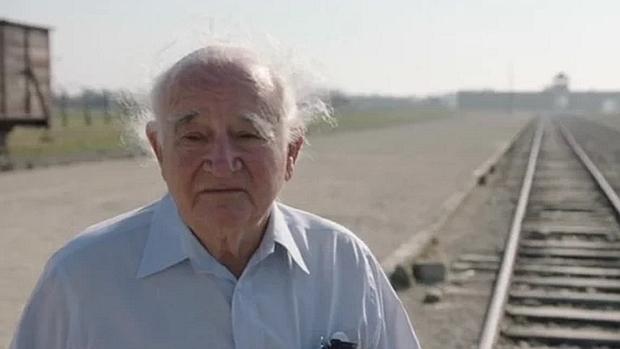 Roman Kent, superviviente del Holocausto