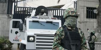 Detienen a 22 presuntos miembros del cártel de Sinaloa en México