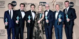 Conoce la lista de ganadores de los Premios SAG