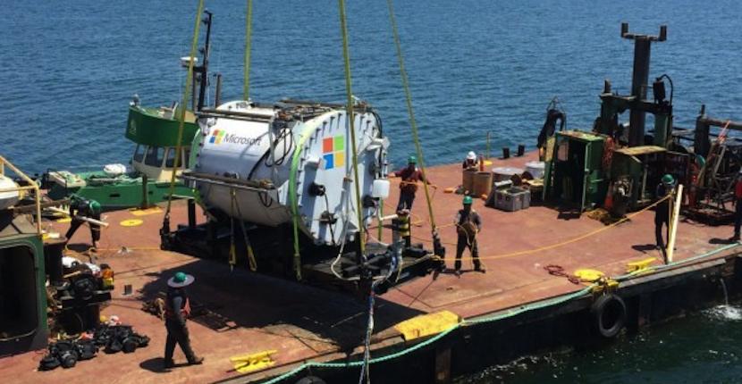 portada Microsoft prueba a sumergir sus centros de datos bajo el mar