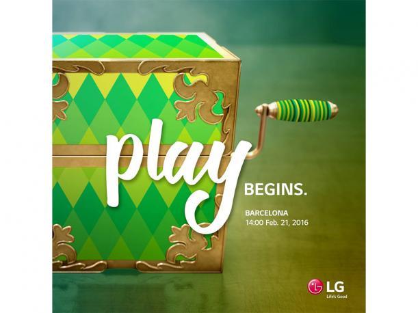 Esta es la invitación que LG hizo llegar a todos los medios sobre la presentación de algo espectacular en Barcelona. (Foto: LG)