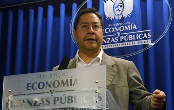 Ministro boliviano de economía asesora a Venezuela para encarar la crisis