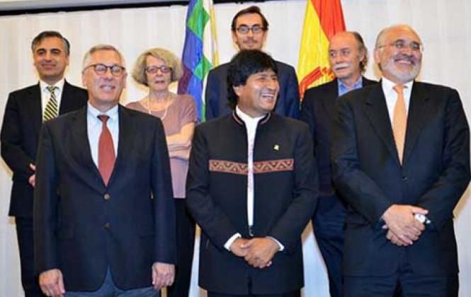 El Gobierno excluye a Carlos Mesa de las reuniones del equipo jurídico internacional de la demanda marítima