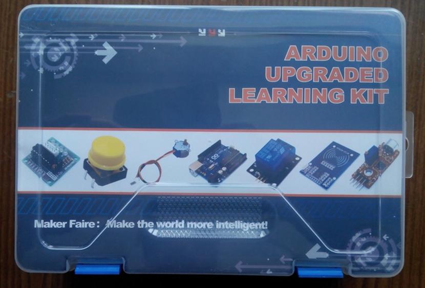 Kit arduino UNO caja Cómo iniciarte en el uso de la placa Arduino UNO con este kit