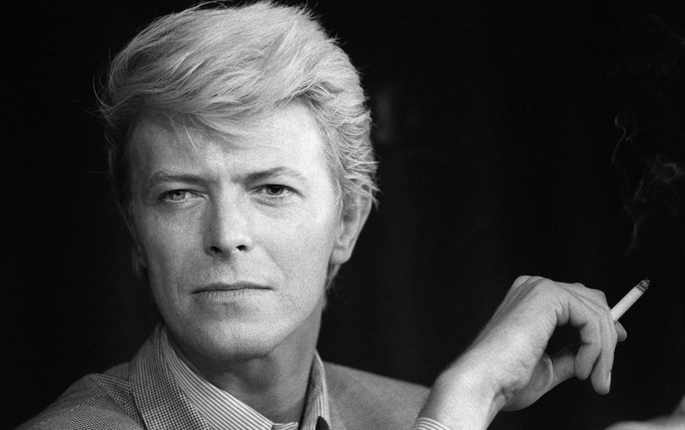 David Bowie iba a ser abuelo