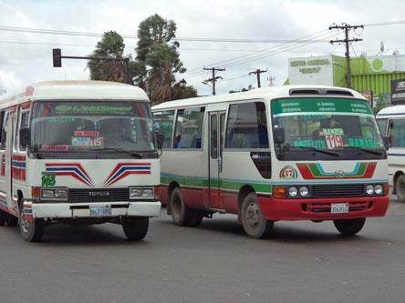 Transportistas analizan estudio de costo para presentar al municipio