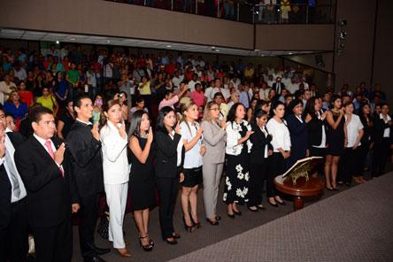 Posesionan a 39 conciliadores y activan nuevo Código de Familia