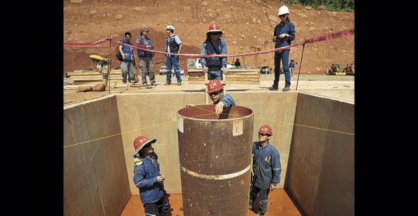 Las actividades del sector hidrocarburífero son mejor remuneradas en el país, según un estudio técnico