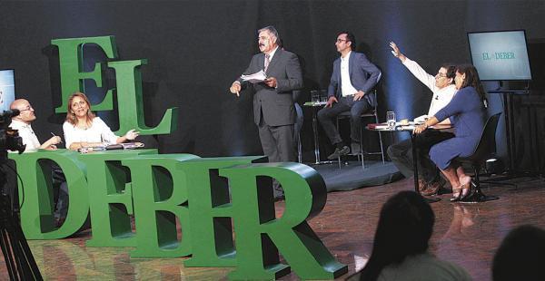 Moldiz, López, Peñaranda y Talavera protagonizaron la discusión más caliente