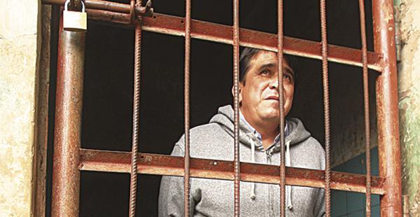 Carmelo Lens continúa en el penal de Mocoví, en Trinidad