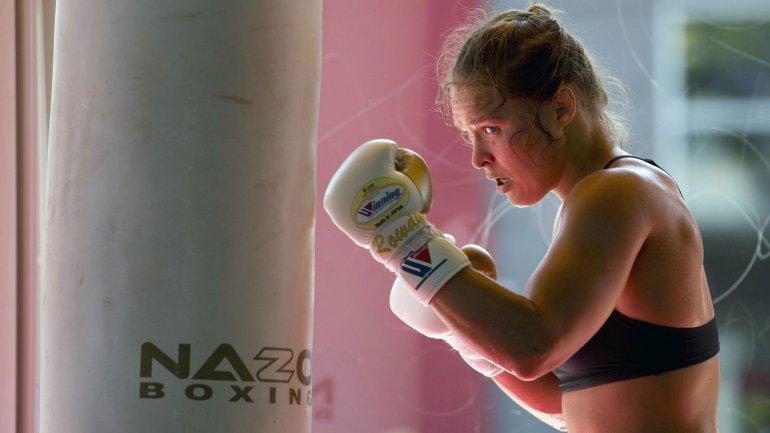 Ronda Rousey volverá a pelear este año