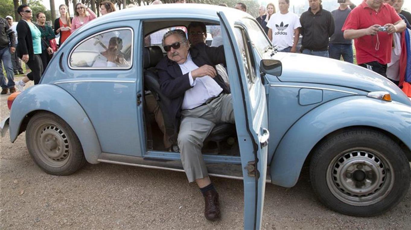 José Mujica foto: Archivo