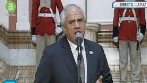 El secretario General de la Unión Suramericana de Naciones (Unasur), Ernesto Samper