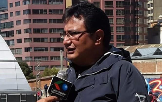 Amilcar Barral niega haber participado de la violenta marcha que dejó seis muertos en El Alto