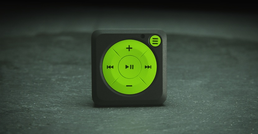 mi Mighty, tu reproductor de música portátil para Spotify