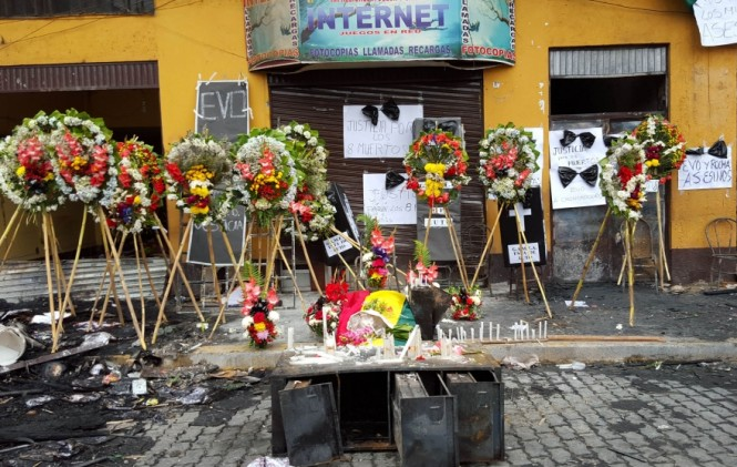 Envían a cinco padres de familia al penal de San Pedro por la tragedia de febrero en El Alto