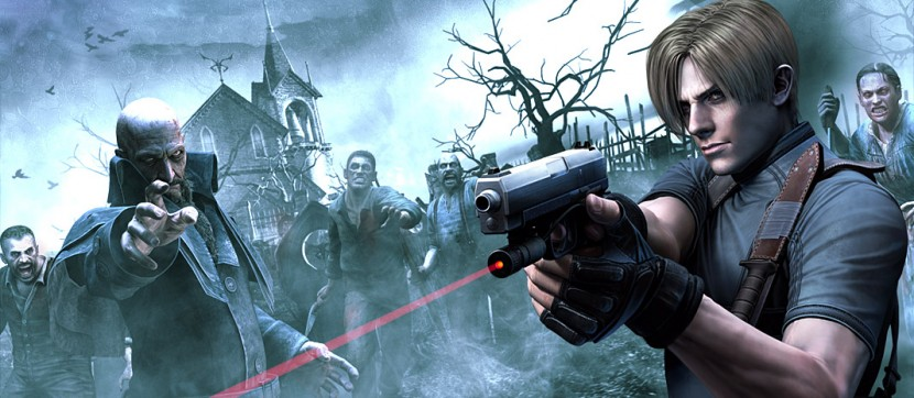 resident evil 4 830x362 Resident Evil 4, 5 y 6 confirmados para PlayStation 4 y Xbox One