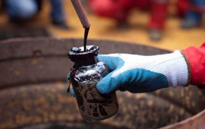 Precio del petróleo cerró en $us 32,78