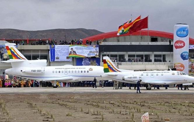 Anuncian que BoA realizará tres vuelos por semana a Oruro desde el jueves