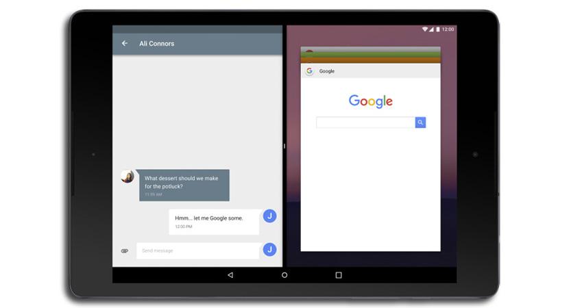android n multiventana Google lanza el previo para desarrolladores de Android N para sorpresa de todos