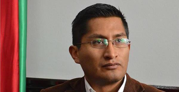 La nueva autoridad logró la detención preventiva de la exnovia del presidente Evo Morales.