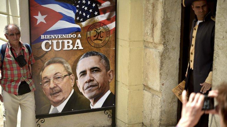 El viaje de Obama se inicia este domingo y culminará el martes 22