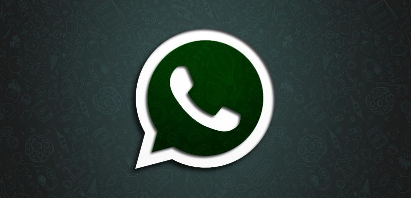 WhatsApp interfaz cámara