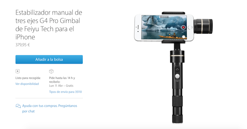 Gimbal-G4-Pro-we-apple