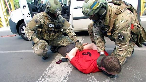 El francés de 25 años, detenido en la frontera entre Ucrania y Polonia, preparaba 15 atentados (AFP)