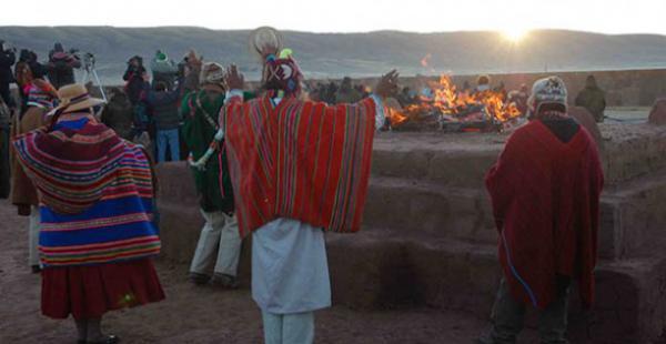 El feriado del Año Nuevo Aymara se mantiene en domingo