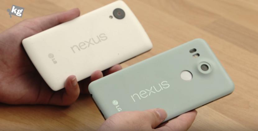Nexus x prototipo