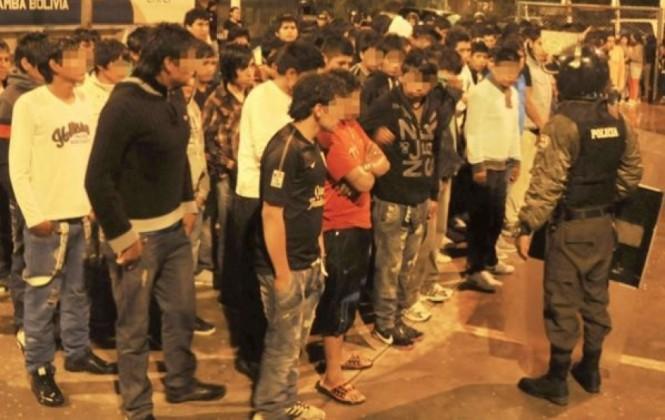 Bolivia es el país de la región que más percibe a las pandillas como un factor de inseguridad ciudadana