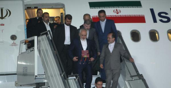 Canciller iraní llega a Venezuela para impulsar relaciones