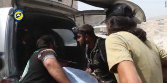 Varios niños entre los fallecidos por un ataque con bomba de barril en Aleppo