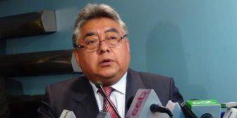 Restos de viceministro Illanes serán velados en el Palacio de Gobierno