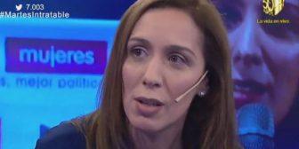 """Para la Gobernadora de Buenos Aires, el narcotráfico avanzó porque """"se miró para otro lado o se fue cómplice"""""""