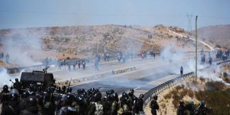 Ocho conflictos sociales marcaron los 8 meses del año en Bolivia