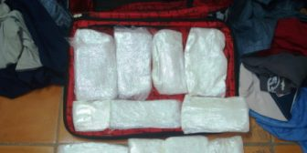Detienen a boliviana con droga en Paraguay