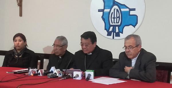 Iglesia denuncia agresión