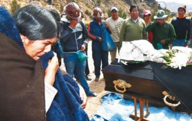 Fiscal Guerrero afirma que investigación por muerte de mineros es