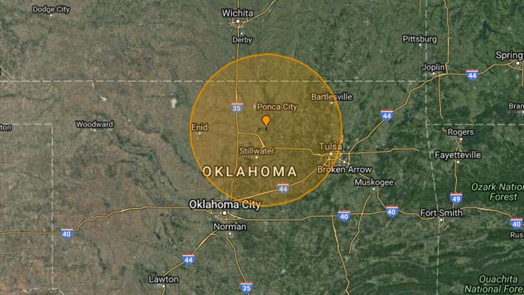 Sismo remece Oklahoma; hay daños materiales