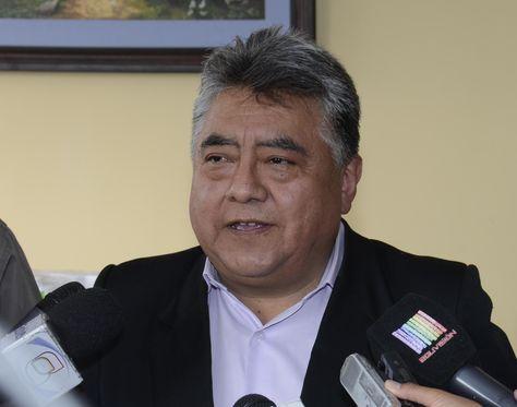 El viceministro de Régimen Interior, Rodolfo Illanes. Foto: ABI