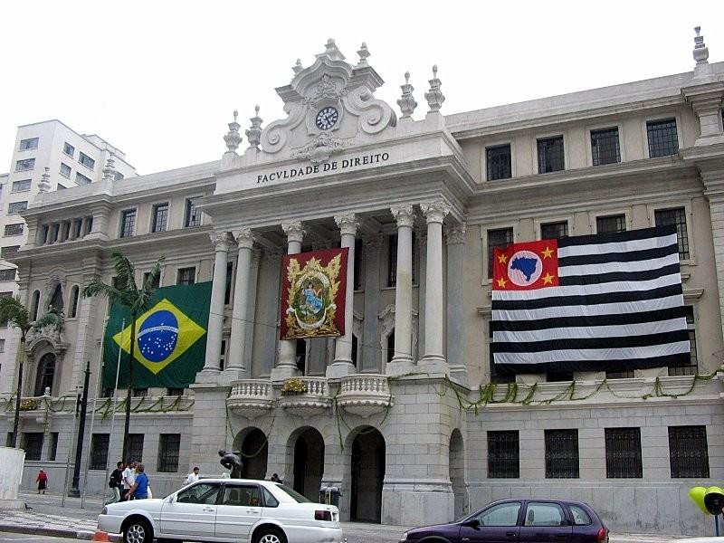 Universidad de São Paulo / Facultad de Derecho (Centro)