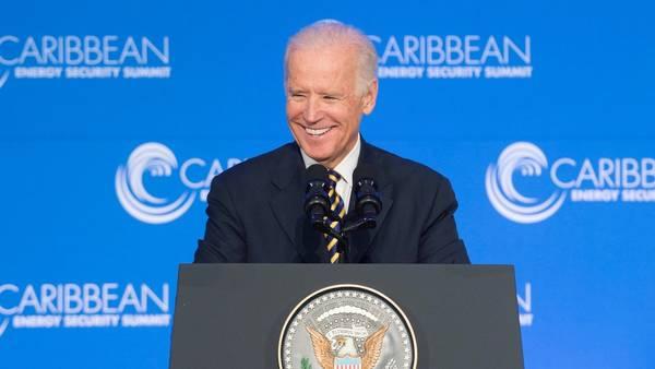 Vicepresidente de EE.UU. Joe Biden.