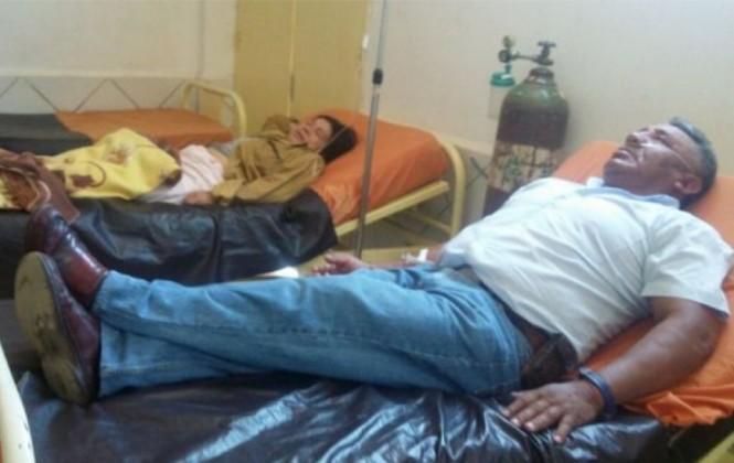 Ataque de abejas en Trinidad manda a 10 personas al hospital