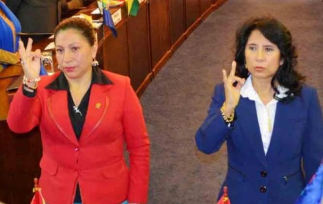 Senadora del PDC aprobó con el MAS que senadores con sentencia estén obligados a pedir licencia