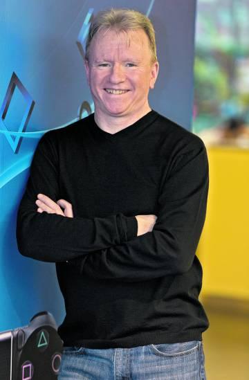 Jim Ryan, responsable de Sony Interactive Entertainment en Europa