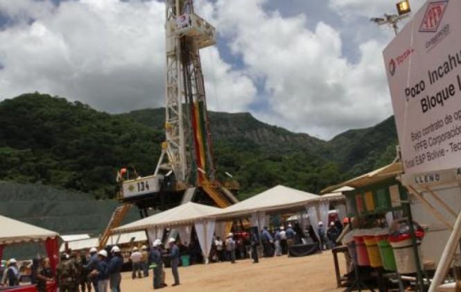 Cívicos de Chuquisaca asistirán a la inauguración del megacampo Incahuasi sin invitación